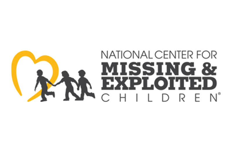 national centre for missing and exploited children logo